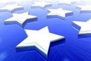 Thumbnail VIDEO-FUEL.COM - 0267 - Shimmering Patriotic Stars